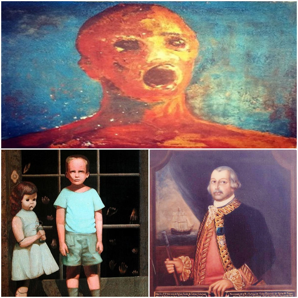 Art That Will Leave You Speechless Most Haunted And Cursed