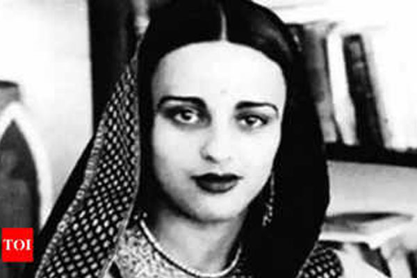 Amrita Sher-Gil - famous painters of india