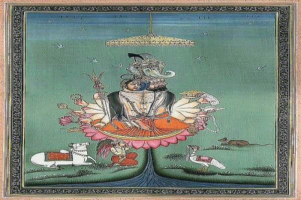Foundations of Indian Paintings