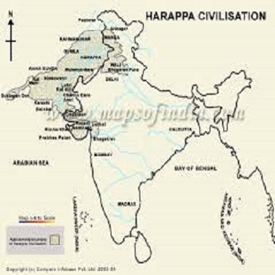Harappa civilization - Traditional Indian art