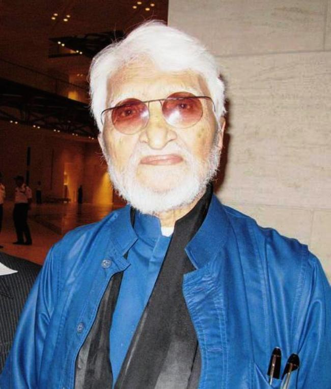 Abstract Art Masters -  M F Husain