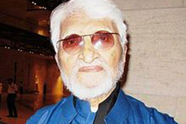 M.F.Husain - famous painters of india