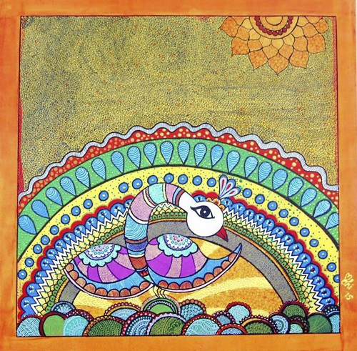 Interesting Facts About Traditional Indian Art