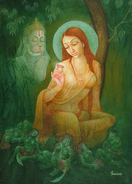 Influence of Hinduism on Indian art