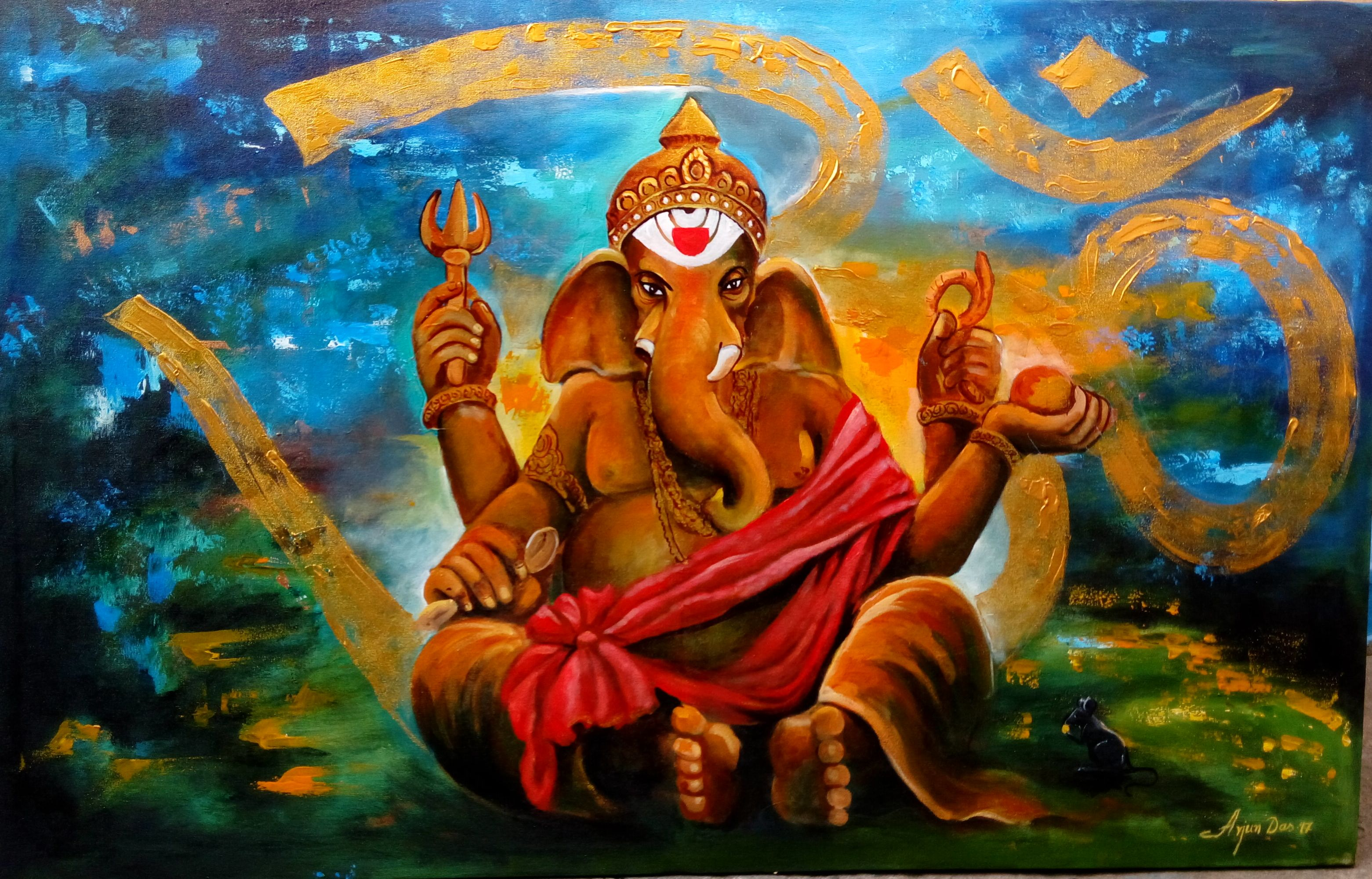 The Significance of Ganesha Paintings & Idols as Gifts in ...
