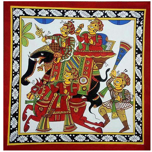 Indian Paintings - Phad