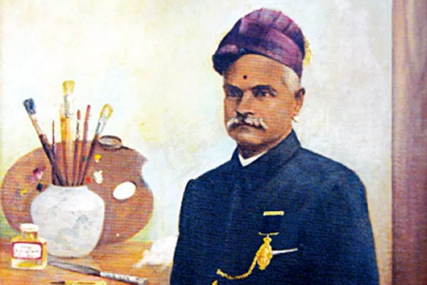 Raja Ravi Varma - famous painters of india