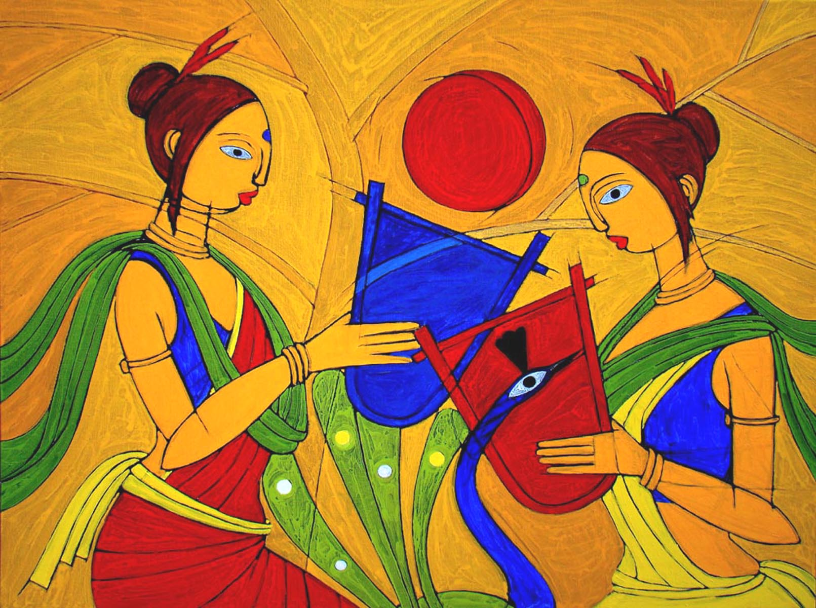 Interesting Facts About Indian Art Industry • Indian Art