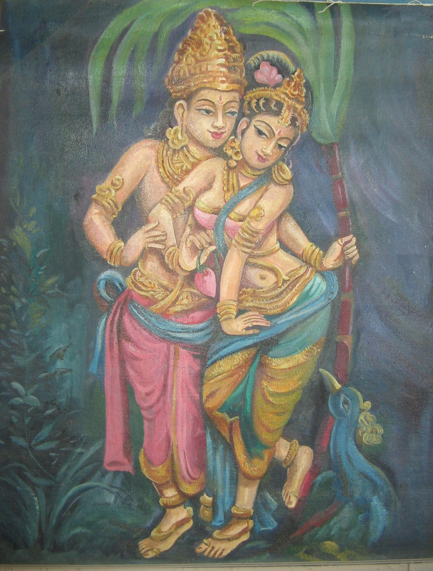 Through This Post We Shall Discuss In Detail About The World Of Traditional Indian Art