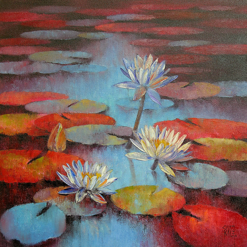 Water lilies 3286