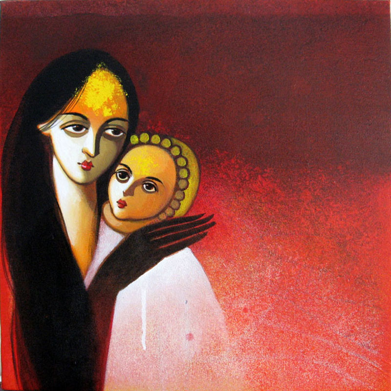 Mother and Child 4484