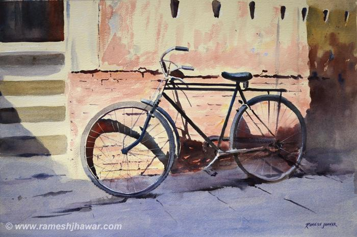 Bicycle 4681