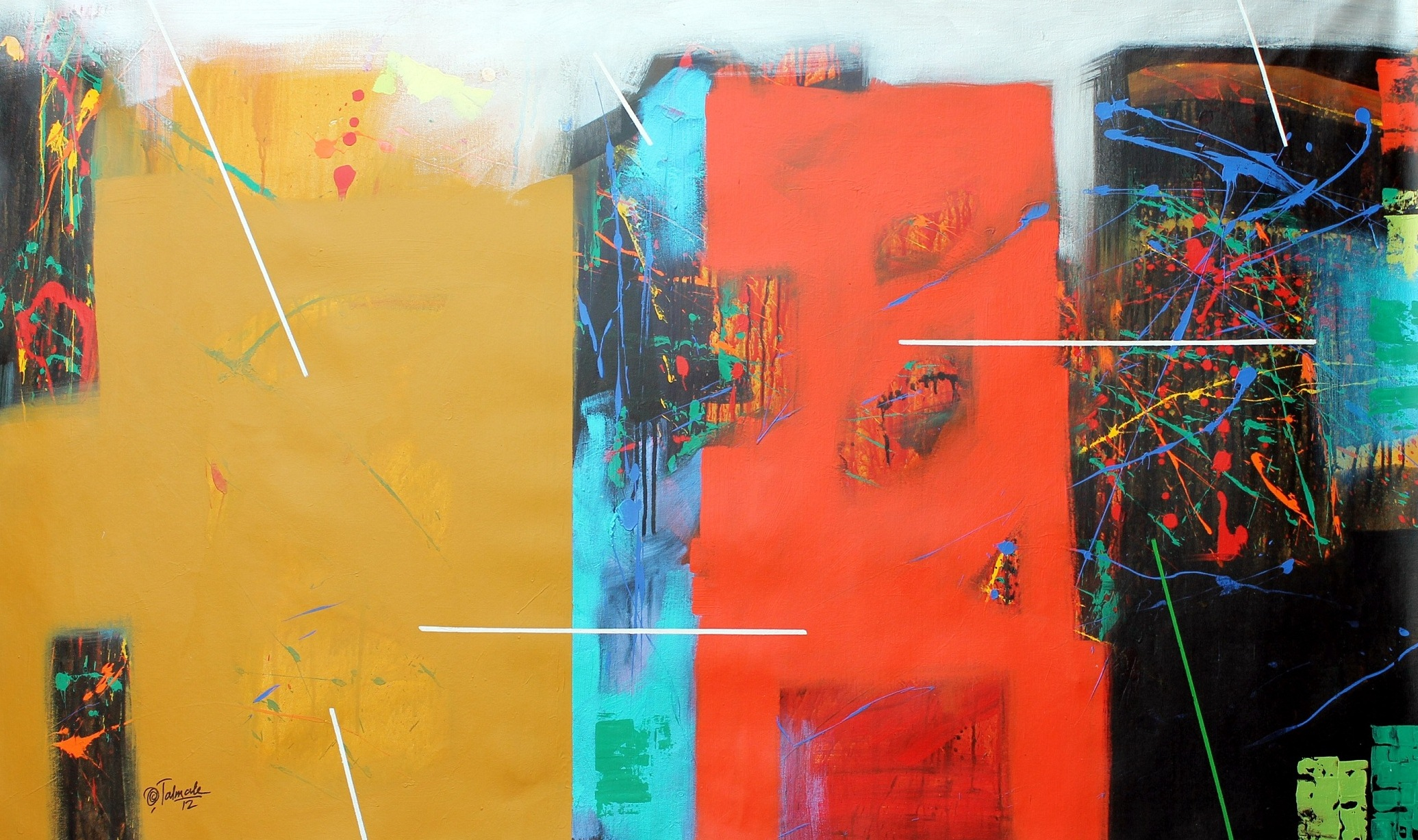 Abstract 8 4947