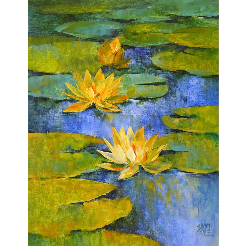 Water Lilies  15 5976