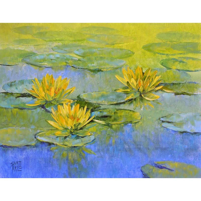 Water Lilies 16 5977
