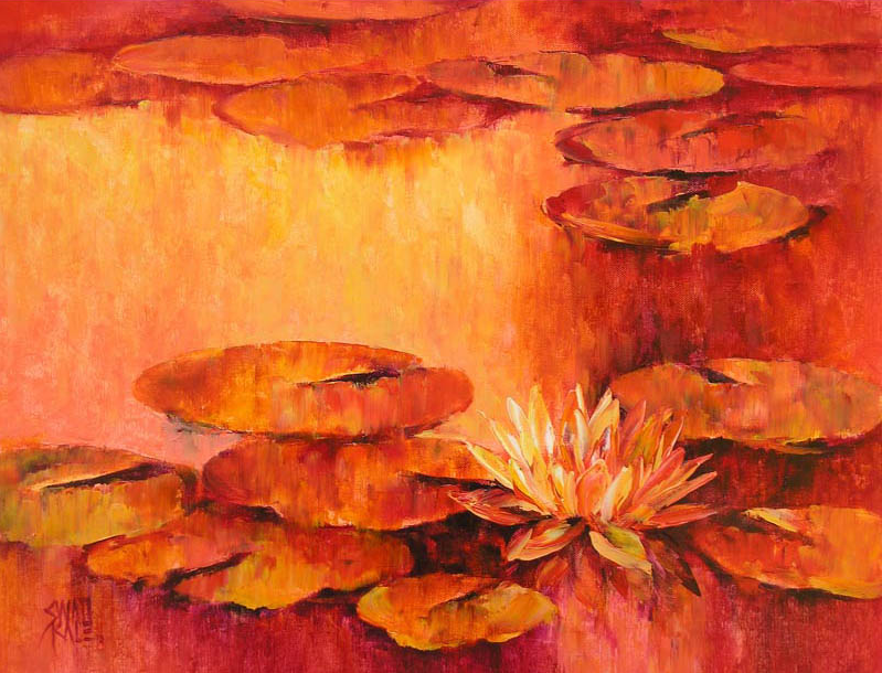 Water Lilies 17 5983