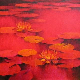 Water Lilies 19 5985