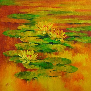 Water Lilies 2 5987