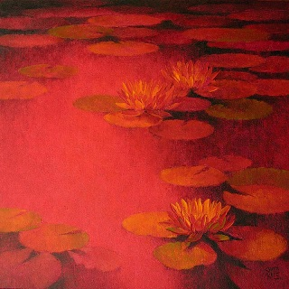 Water Lilies  20 5988