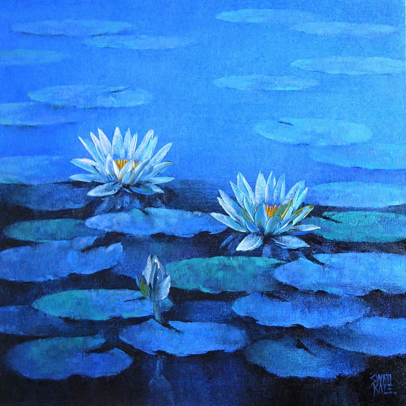 Water Lilies 4 5990
