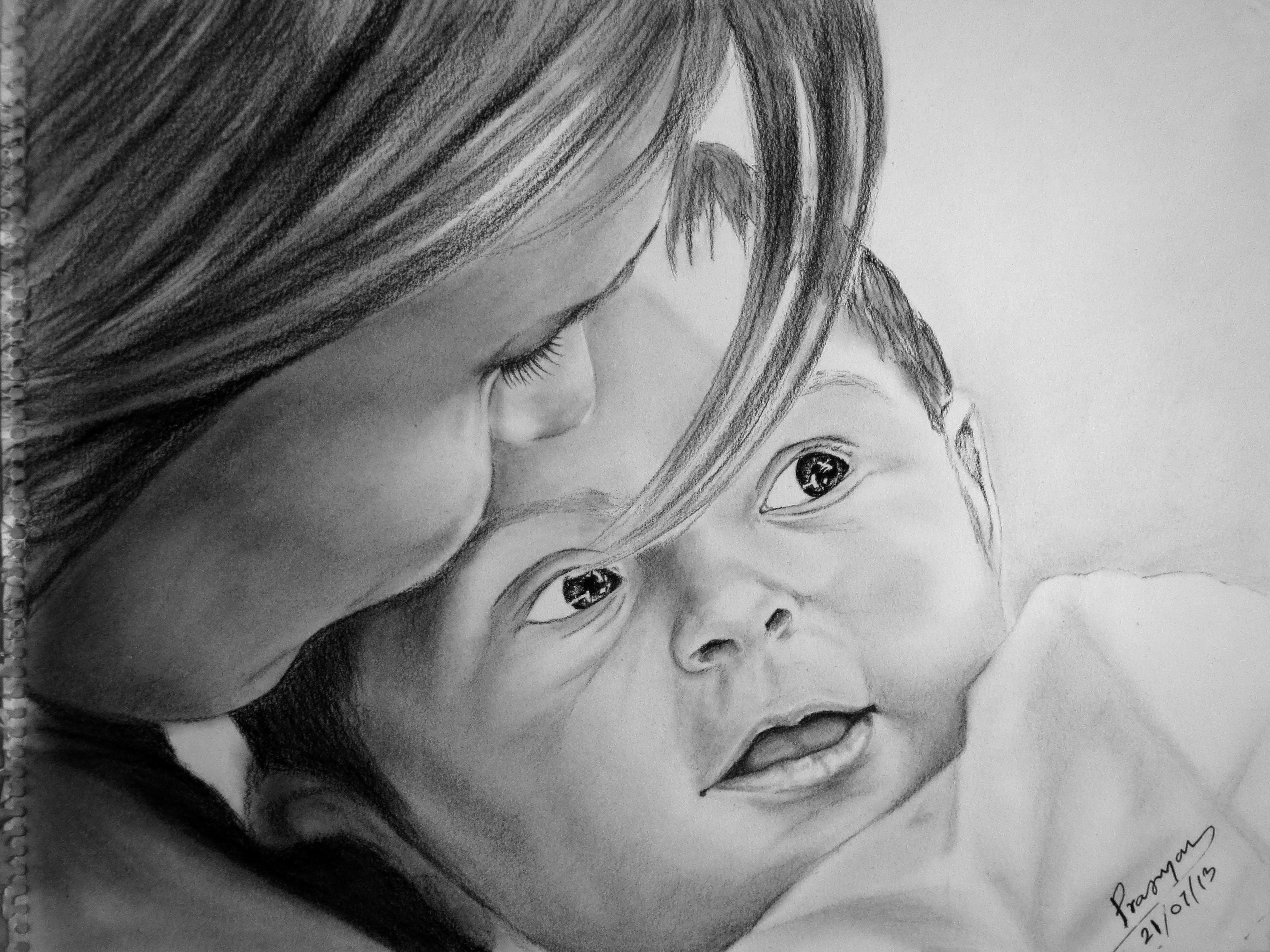 Mothers love 7091
