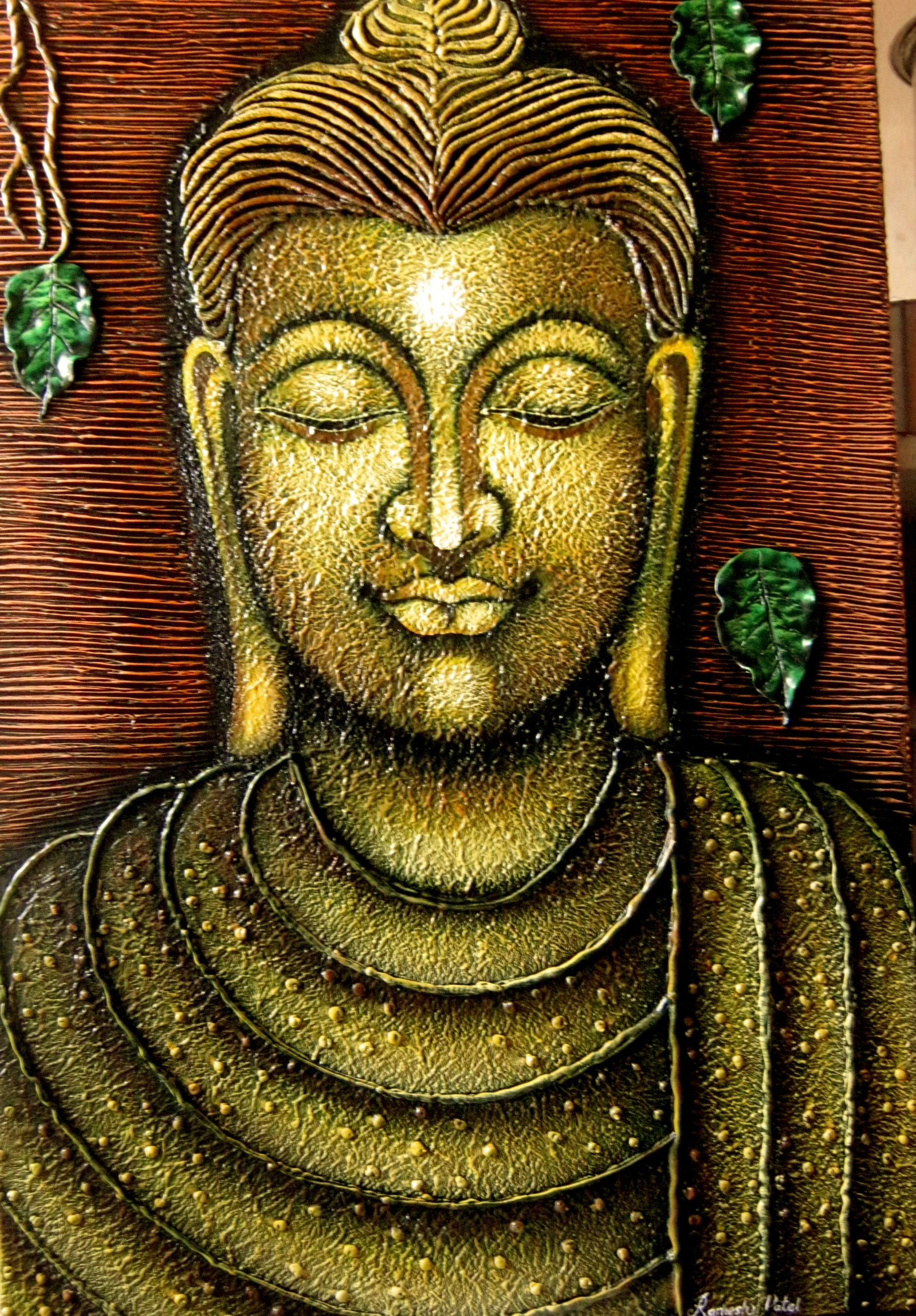 Buy Painting Lord Buddha Painting Artwork No 7594 by ...