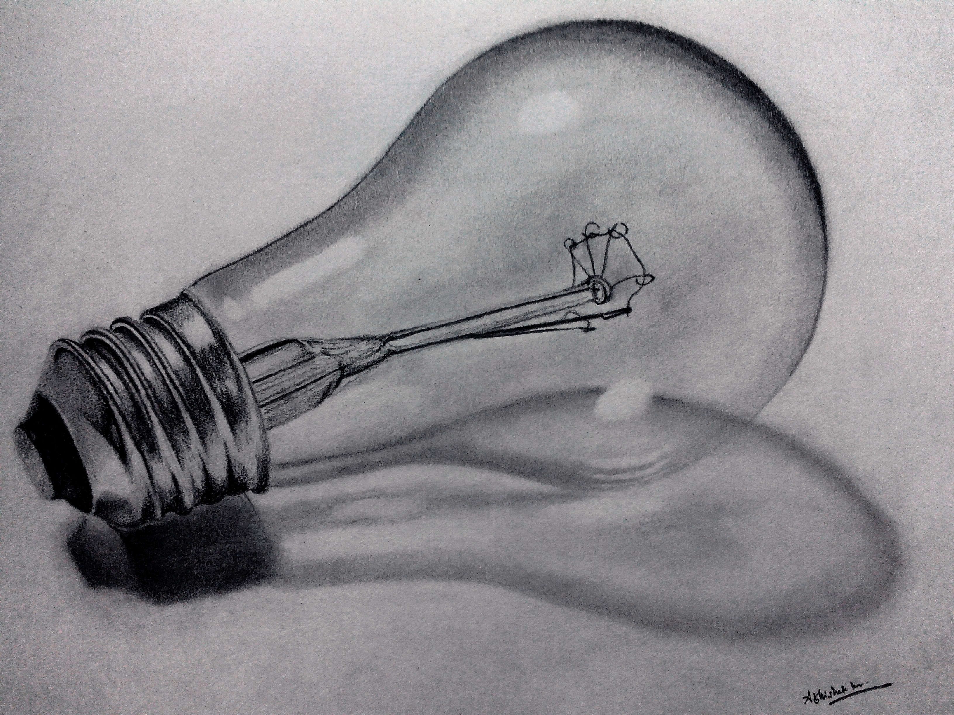 An electric bulb 7946
