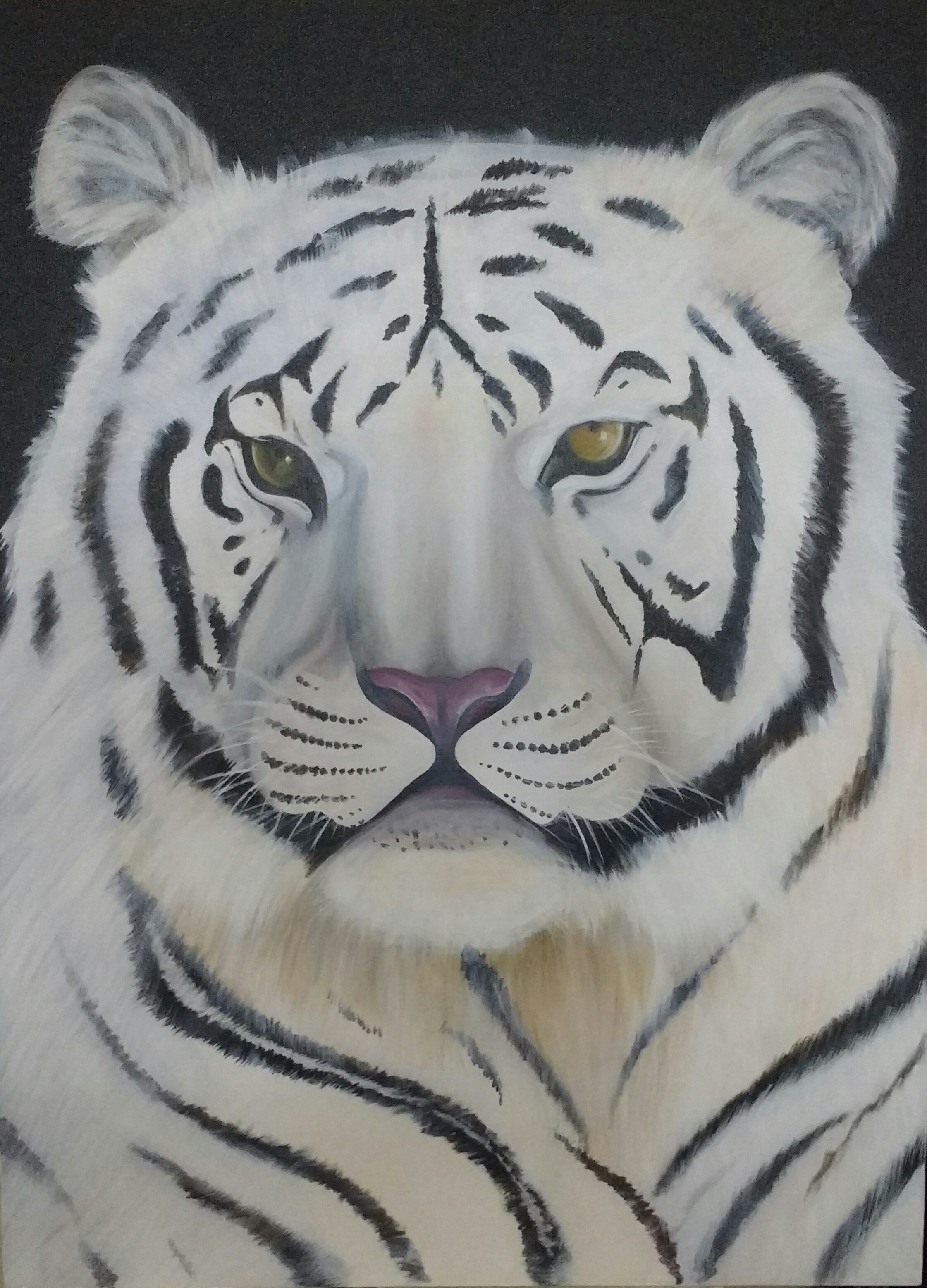 The white tiger 9383