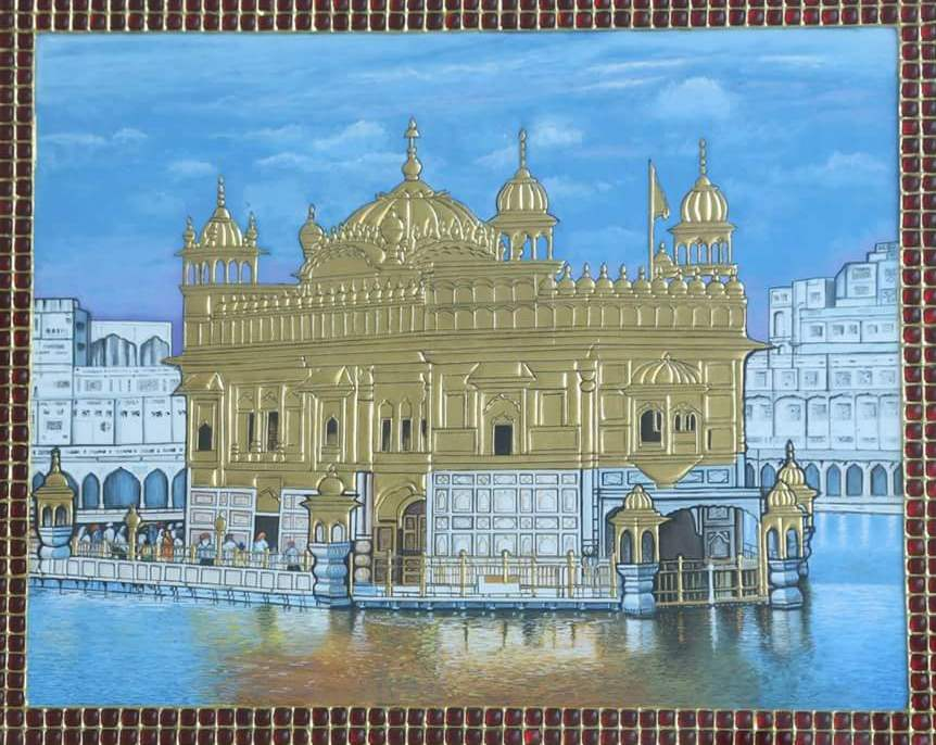 Golden temple 9363