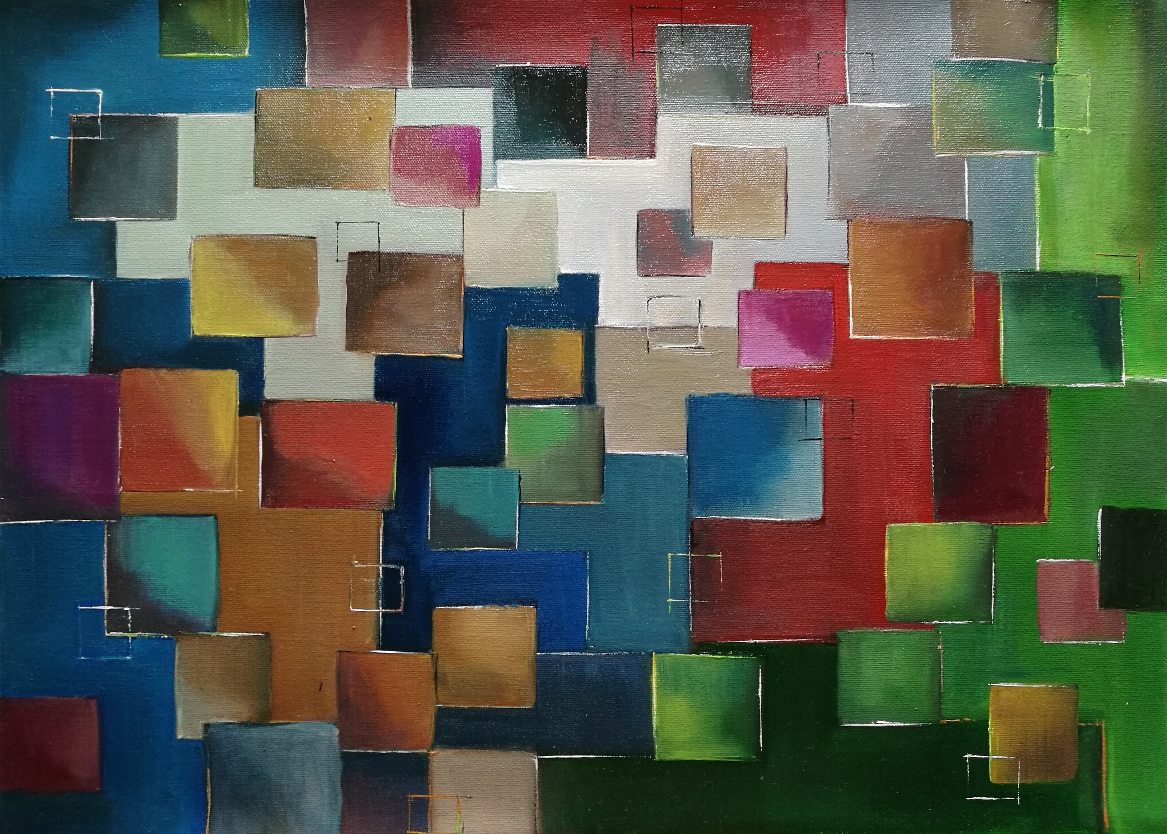 Contribution Of Various Art Movements To The Development Of Abstract Art