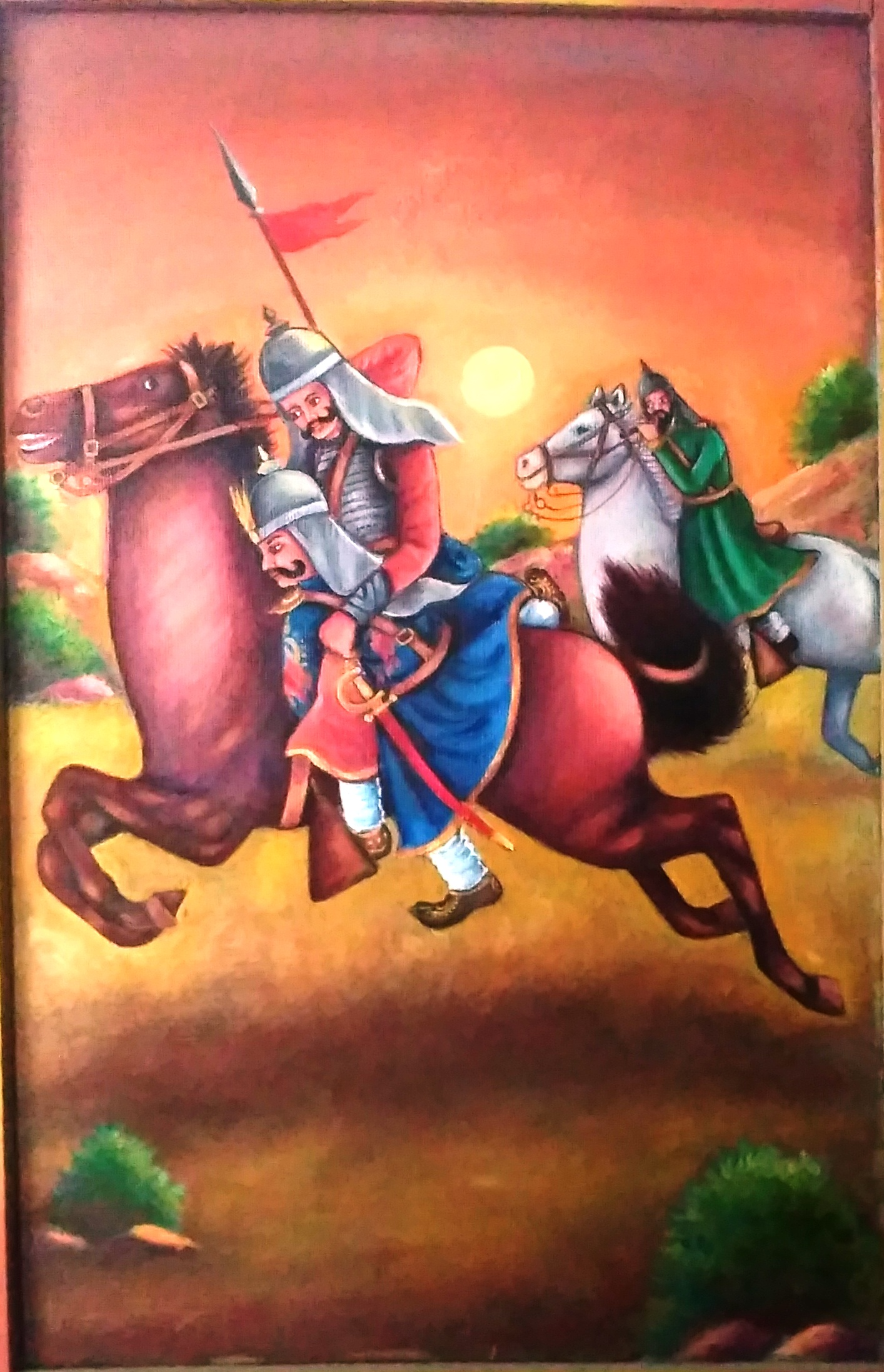 The battle of maharana pratap 11201