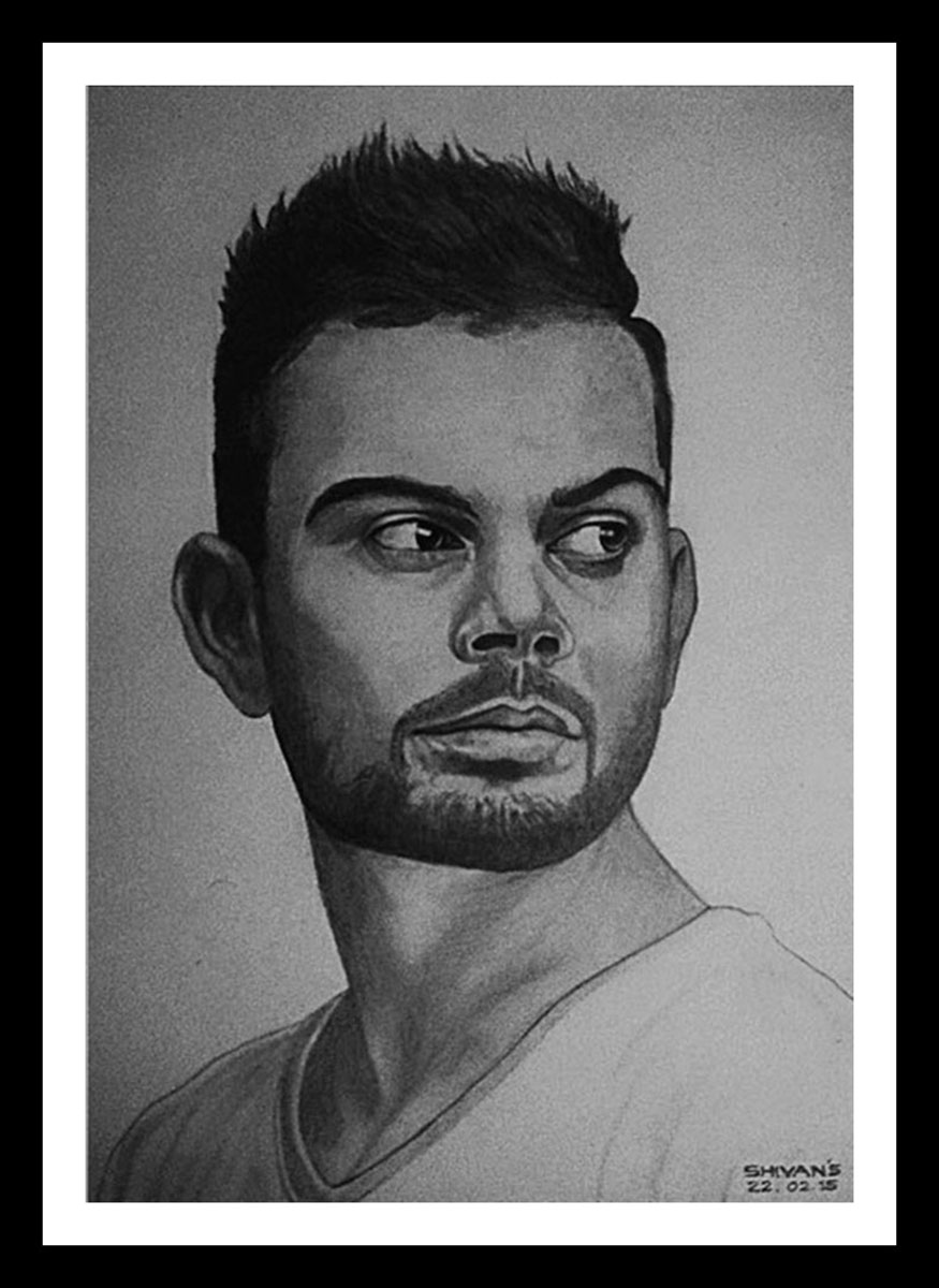 Indian Cricketer Virat Kohli 12228
