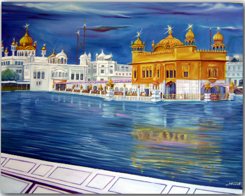 Golden Temple 12109