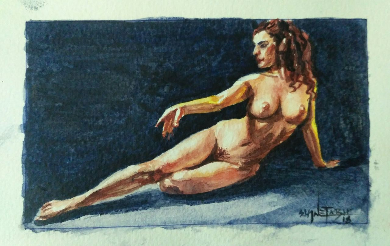 Female nude 13296