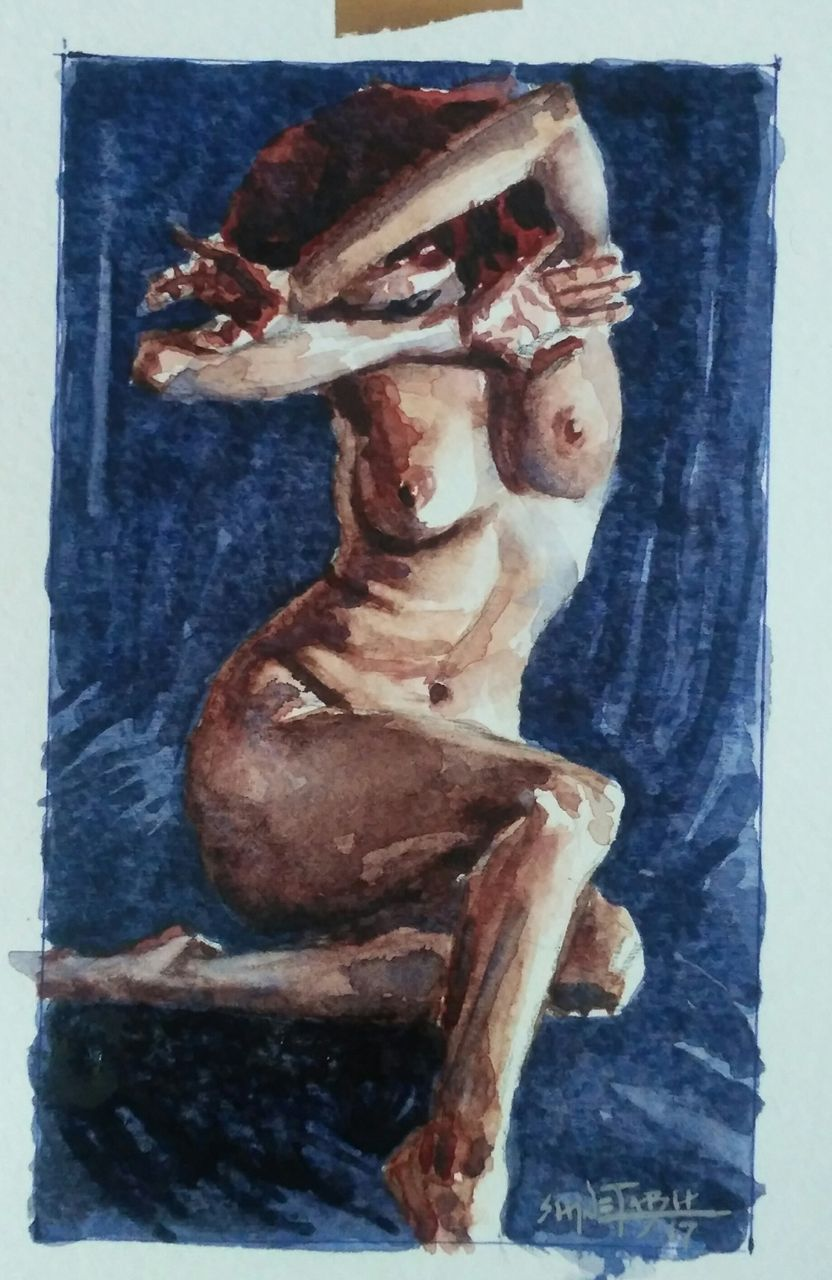 Female nude 13298