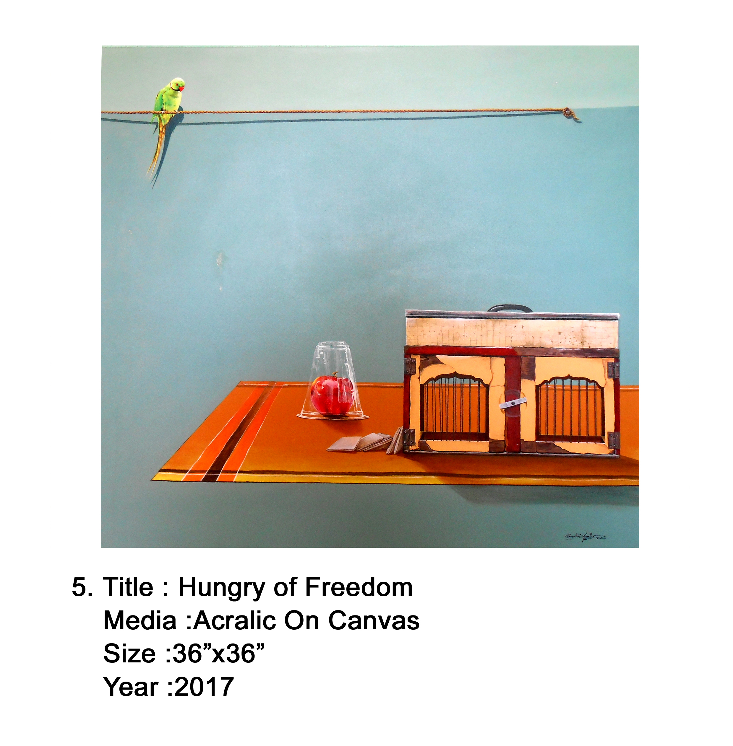 Hungry of Freedom 13433