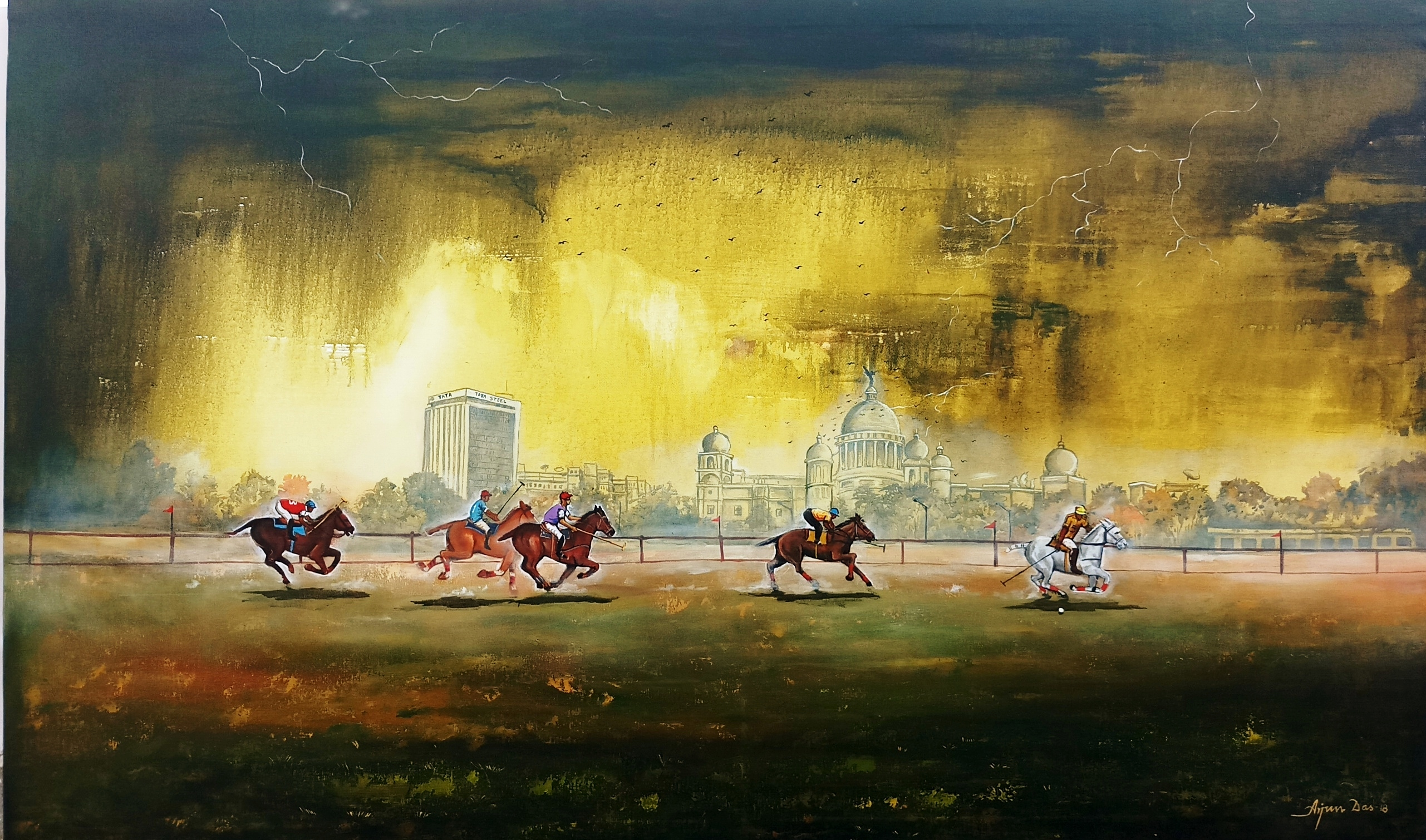 kolkata Polo Club 14805