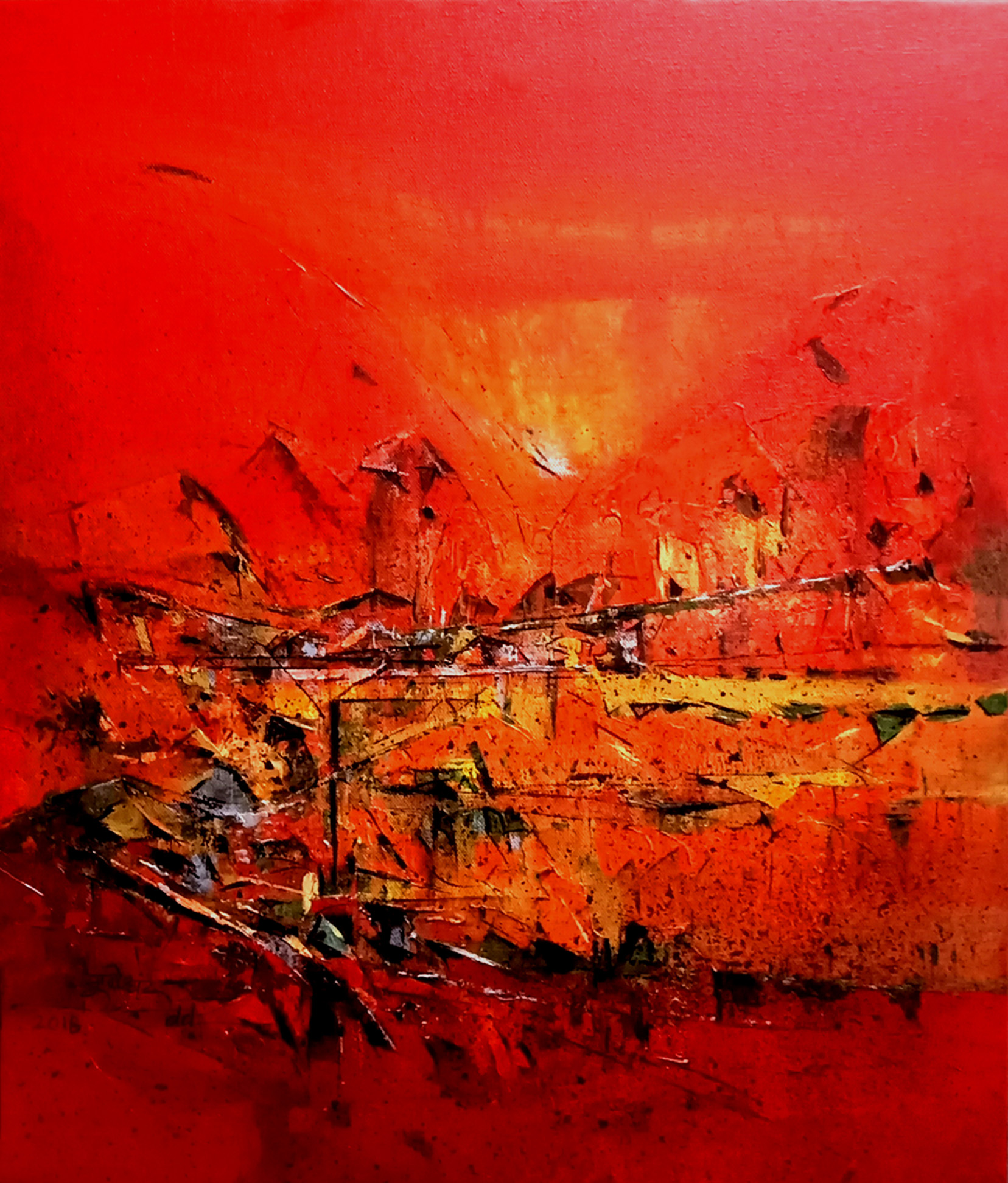 Untitled RED 14 15012