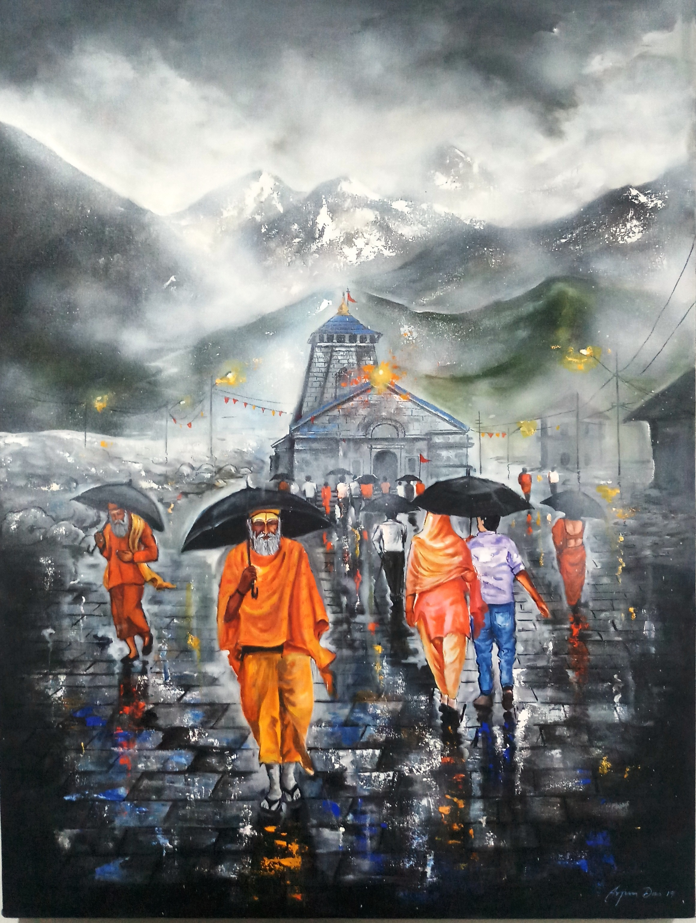Journey of kedarnath 15764