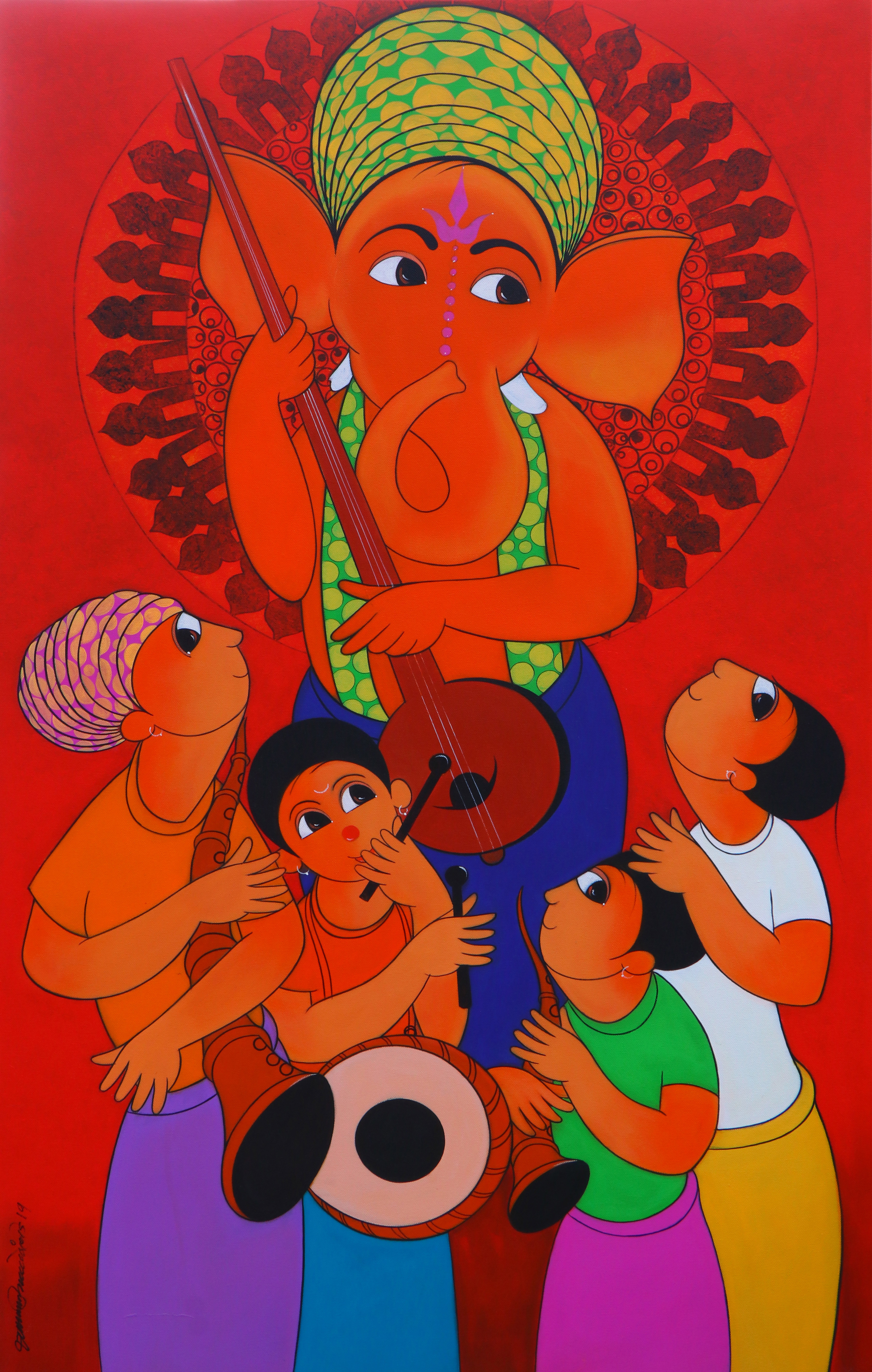 welcome ganesha 15918