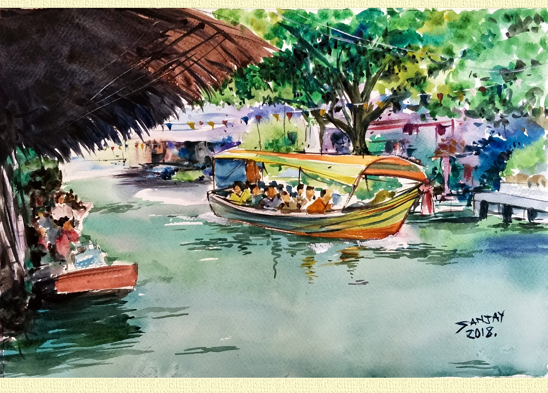 Floating Market 14750