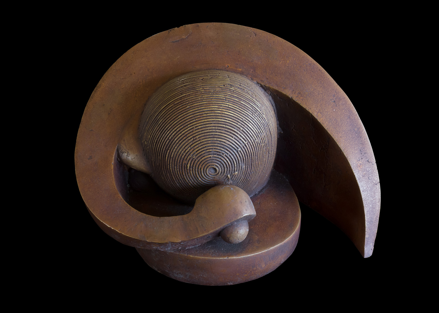 Spiral of Life 16410