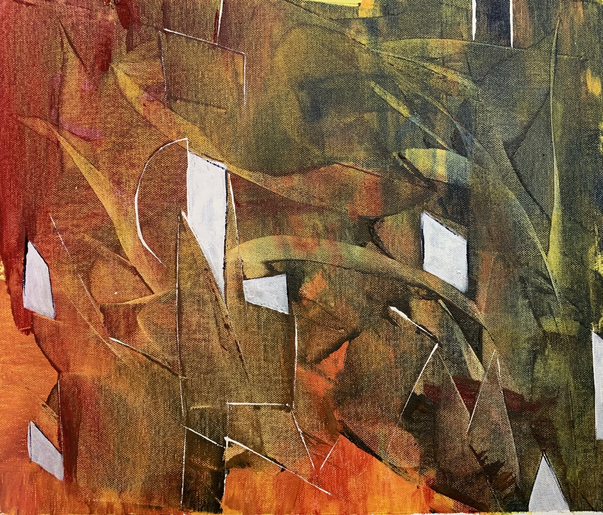 Cityscape- Abstract 16794