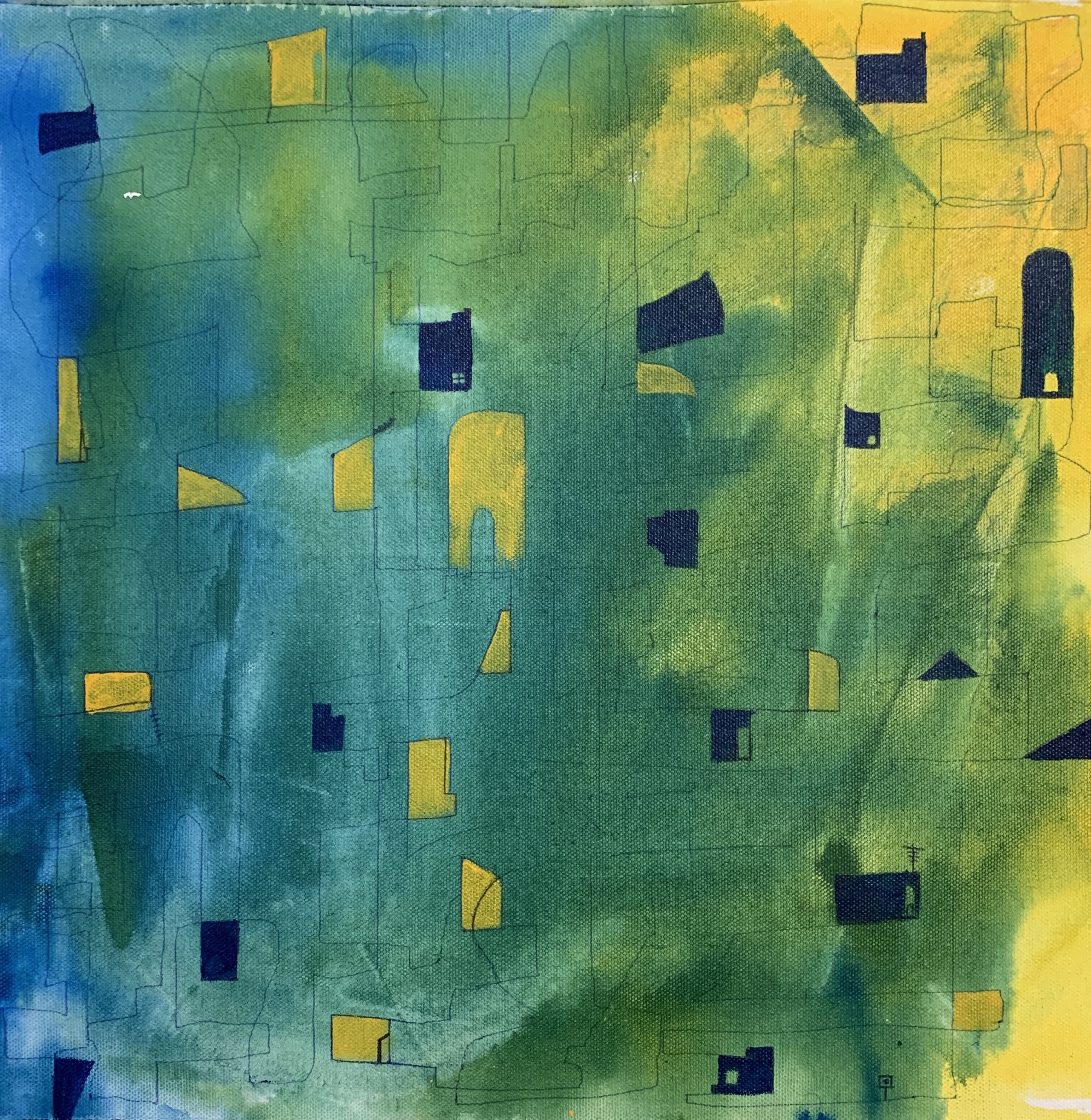 Cityscape-Abstract 16796