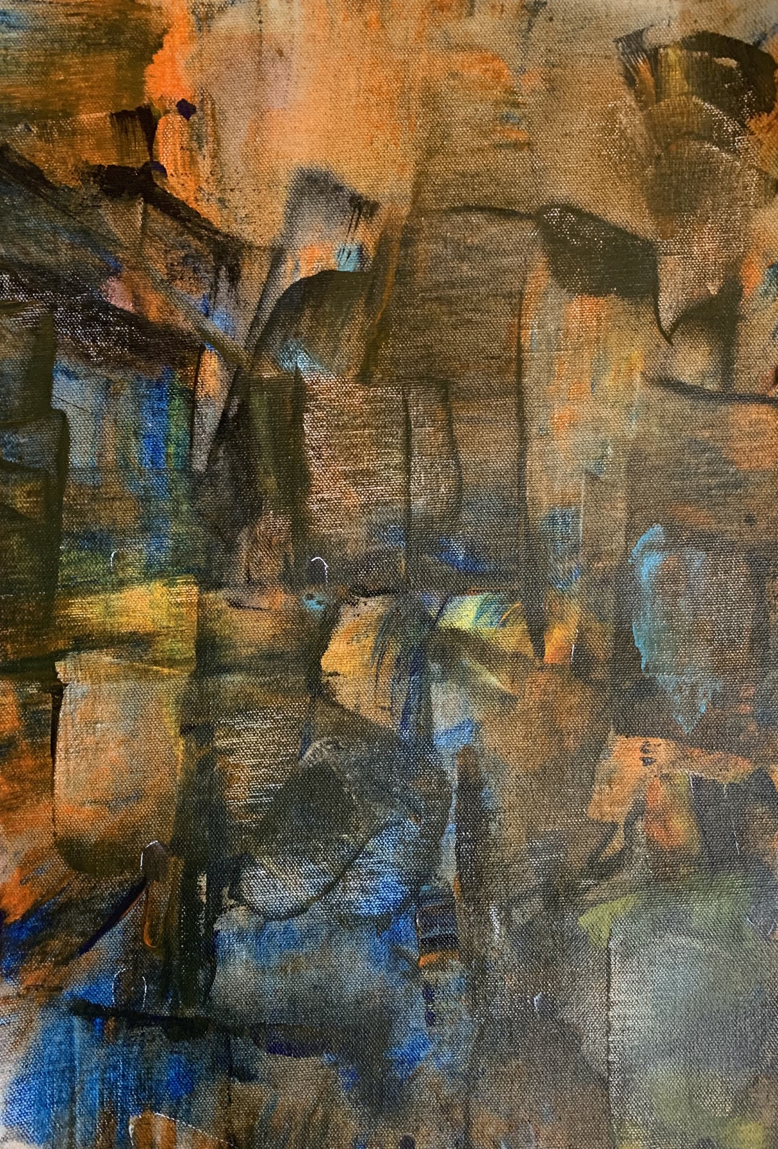 Abstract - Cityscape 17099